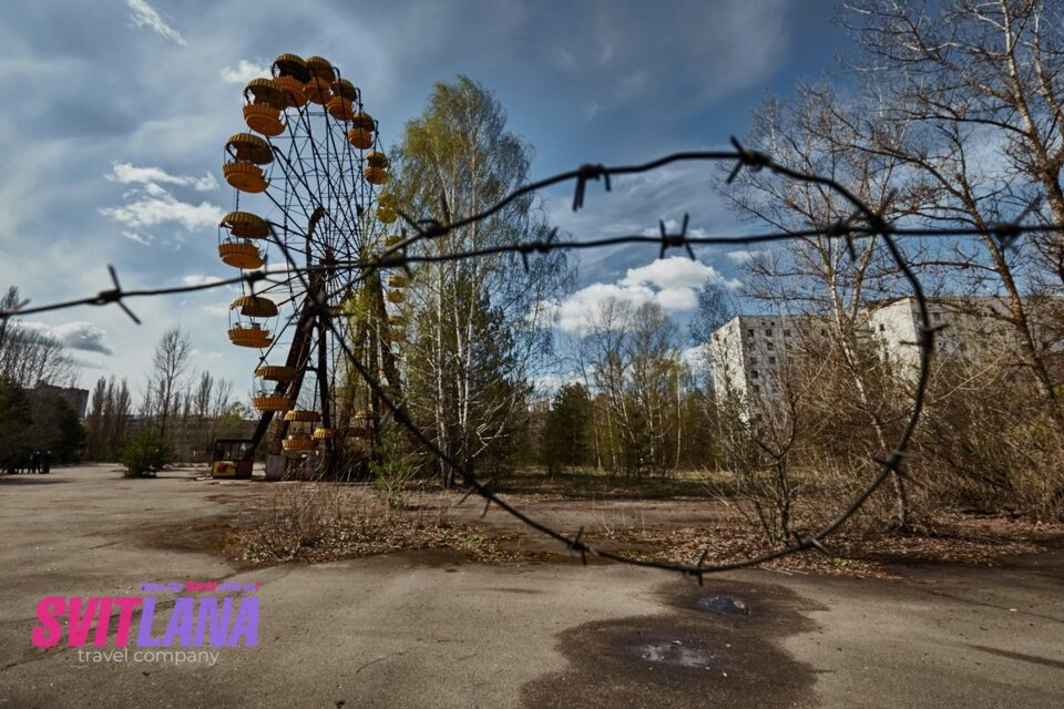 1-day tour to Chernobyl
