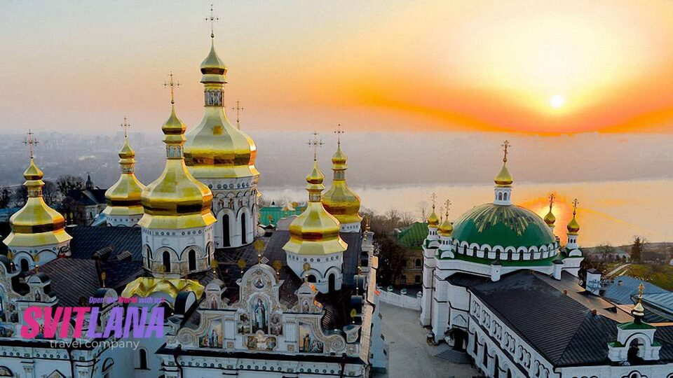 Kyiv-Pechersk Lavra Walking Tour