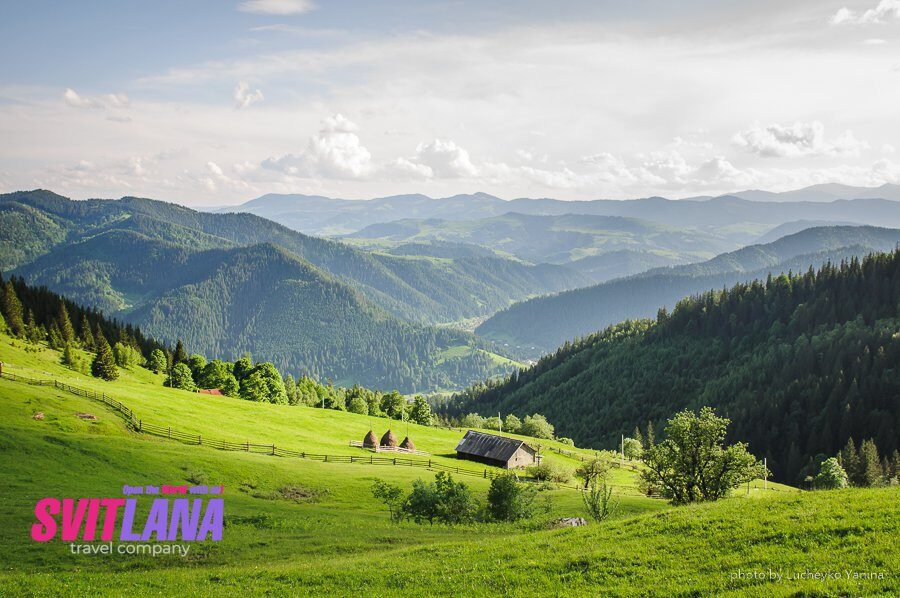 WEEKEND IN THE CARPATHIANS