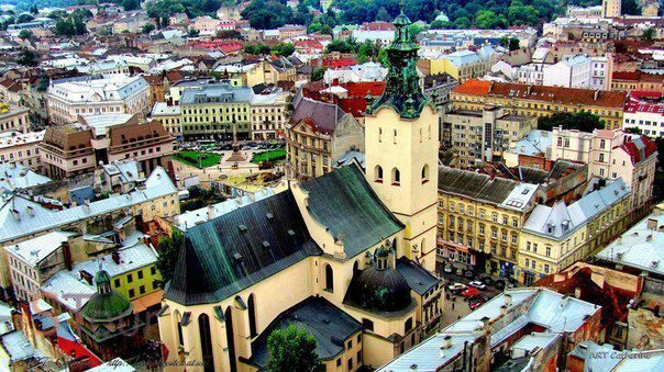 Kyiv and Lviv Сity Tour