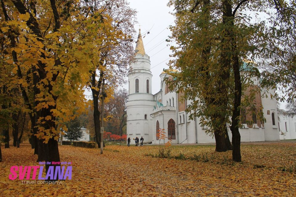 Chernihiv tour with beer tasting